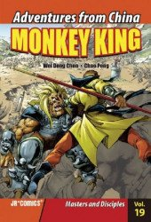 JR Comics's Adventures from China: Monkey King Issue # 19