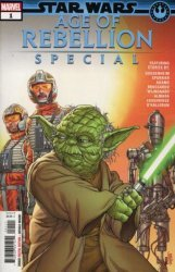 Marvel Comics's Star Wars: Age Of Rebellion - Special  Special # 1