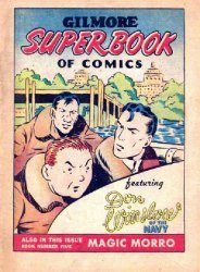 Western Printing Co.'s Pan-Am: Super Book of Comics Issue # 5A-gilmore