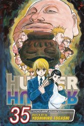 Viz Media's Hunter x Hunter TPB # 35