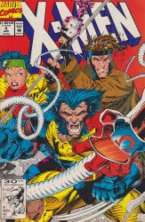 Marvel Comics's X-Men Issue # 4
