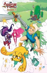 KaBOOM!'s Adventure Time Season 11 Issue # 1c