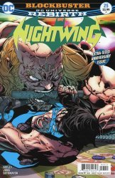 DC Comics's Nightwing Issue # 25