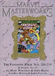Marvel Comics's Marvel Masterworks: The Fantastic Four Hard Cover # 19b