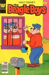 Gold Key's Beagle Boys Issue # 42whitman