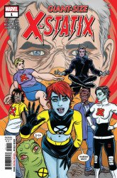 Marvel Comics's Giant-Size X-Statix Issue # 1