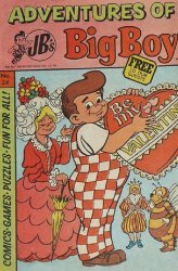 Paragon Products's Adventures of Shoney's Big Boy Issue # 24