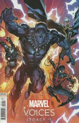 Marvel Comics's Marvels Voices Legacy Issue # 1d
