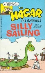 Jove Books's Hagar the Horrible: Silly Sailing Soft Cover # 1