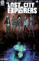 After-Shock Comics's Lost City Explorers Issue # 2