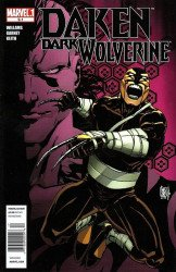 Marvel Comics's Daken: Dark Wolverine Issue # 9.1b