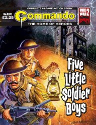 D.C. Thomson & Co.'s Commando: For Action and Adventure Issue # 5371