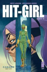 Image Comics's Hit-Girl Issue # 5d