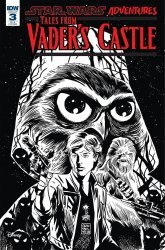 IDW Publishing's Star Wars Adventures: Tales From Vader's Castle Issue # 3ri