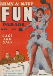 Harvey Publications's Army and Navy Fun Parade Issue V1-13