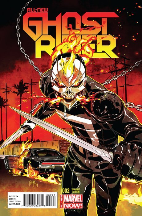 all new ghost rider 7 review