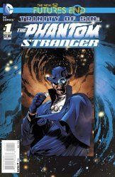 DC Comics's Trinity of Sin: Phantom Stranger - Futures End Issue # 1