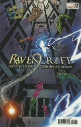 Marvel Comics's Ravencroft Issue # 1c