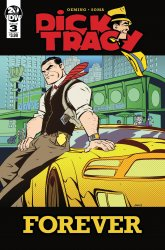 IDW Publishing's Dick Tracy Forever Issue # 3