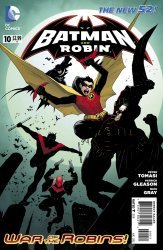 DC Comics's Batman and Robin Issue # 10