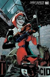 DC Comics's Harley Quinn Issue # 75frankies-b