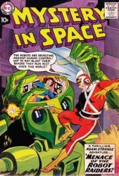 DC Comics's Mystery in Space Issue # 53