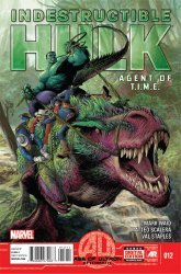 Marvel Comics's Indestructible Hulk Issue # 12