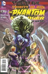 DC Comics's Trinity of Sin: The Phantom Stranger Issue # 14