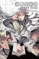 Yen Press's Bungo: Stray Dogs Soft Cover # 18