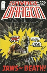Image Comics's Savage Dragon Issue # 256