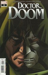Marvel Comics's Doctor Doom Issue # 9