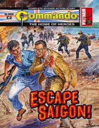 D.C. Thomson & Co.'s Commando: For Action and Adventure Issue # 5035