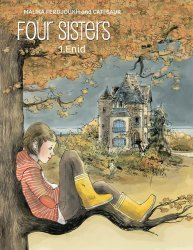 IDW Publishing's Four Sisters Hard Cover # 1