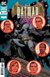 DC Comics's Batman: Sins of the Father Issue # 5