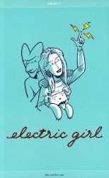 AIT/Planetlar's Electric Girl TPB # 1-2nd print
