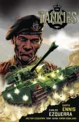 Dead Reckoning's Garth Ennis': The Tankies Soft Cover # 1