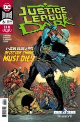 DC Comics's Justice League Dark Issue # 6