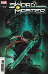 Marvel Comics's Sword Master Issue # 3b
