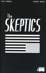 Black Mask Studios's The Skeptics Issue # 4