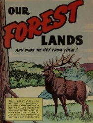 Canadian Wildlife Service, National Park's Our Forest Lands Issue nn