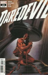 Marvel Comics's Daredevil Issue # 24