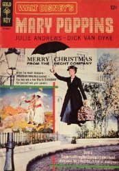 Gold Key's Mary Poppins Issue # 1hecht