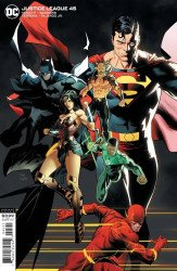 DC Comics's Justice League Issue # 45b