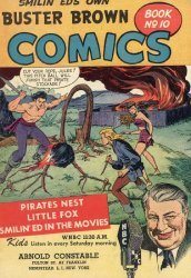 Buster Brown Shoes's Buster Brown Comics Issue # 10arnoldconstable