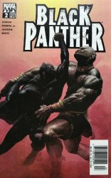 Marvel Comics's Black Panther Issue # 2b