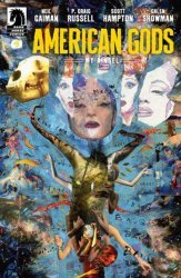Dark Horse Comics's American Gods: My Ainsel Issue # 9b