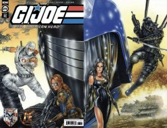 IDW Publishing's G.I. Joe: A Real American Hero Issue # 275comics elite