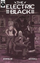 Scout Comics's The Electric Black Issue # 1b