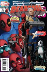 Marvel Comics's Deadpool Issue # 1unknown-b