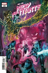 Marvel Comics's New Mutants Issue # 15